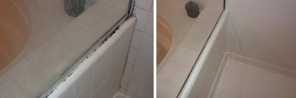 Shower & Bath Recaulking / Silicone Replacement | Contour Cleaning
