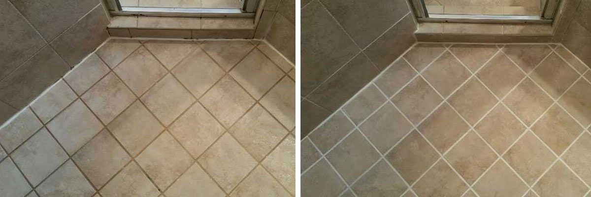 Shower Tile Cleaning Raleigh