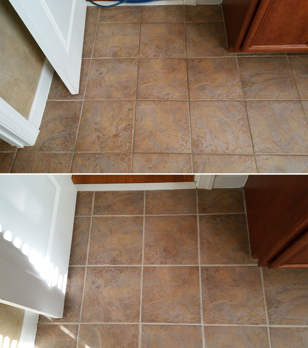 Tile Cleaning Tile Grout