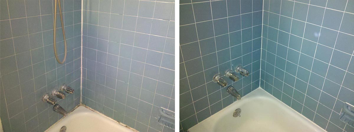 in cases like these there is no need to retile your shower simply regrouting will give your shower may more years of life and improve the appearance