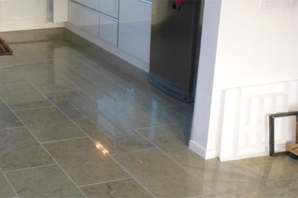 Limestone Floor Polishing & Sealing Raleigh